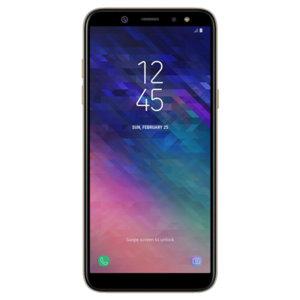 Мобилен телефон Samsung SM-A600F GALAXY A6 SINGLE SIM GOLD